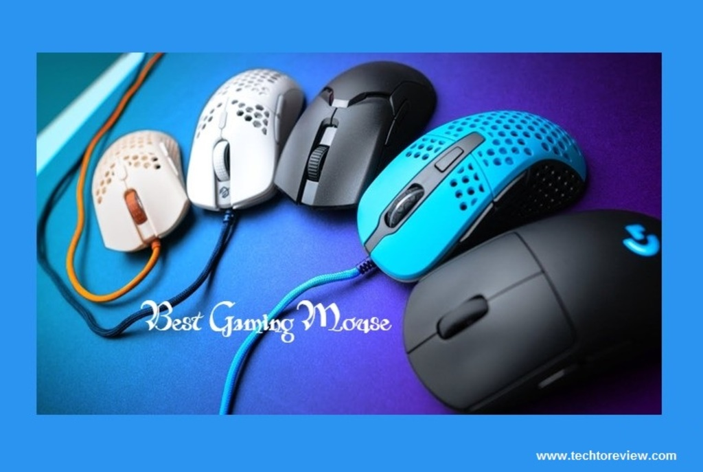 How To Pick The Best Gaming Mouse In 2020 via Tech to Review