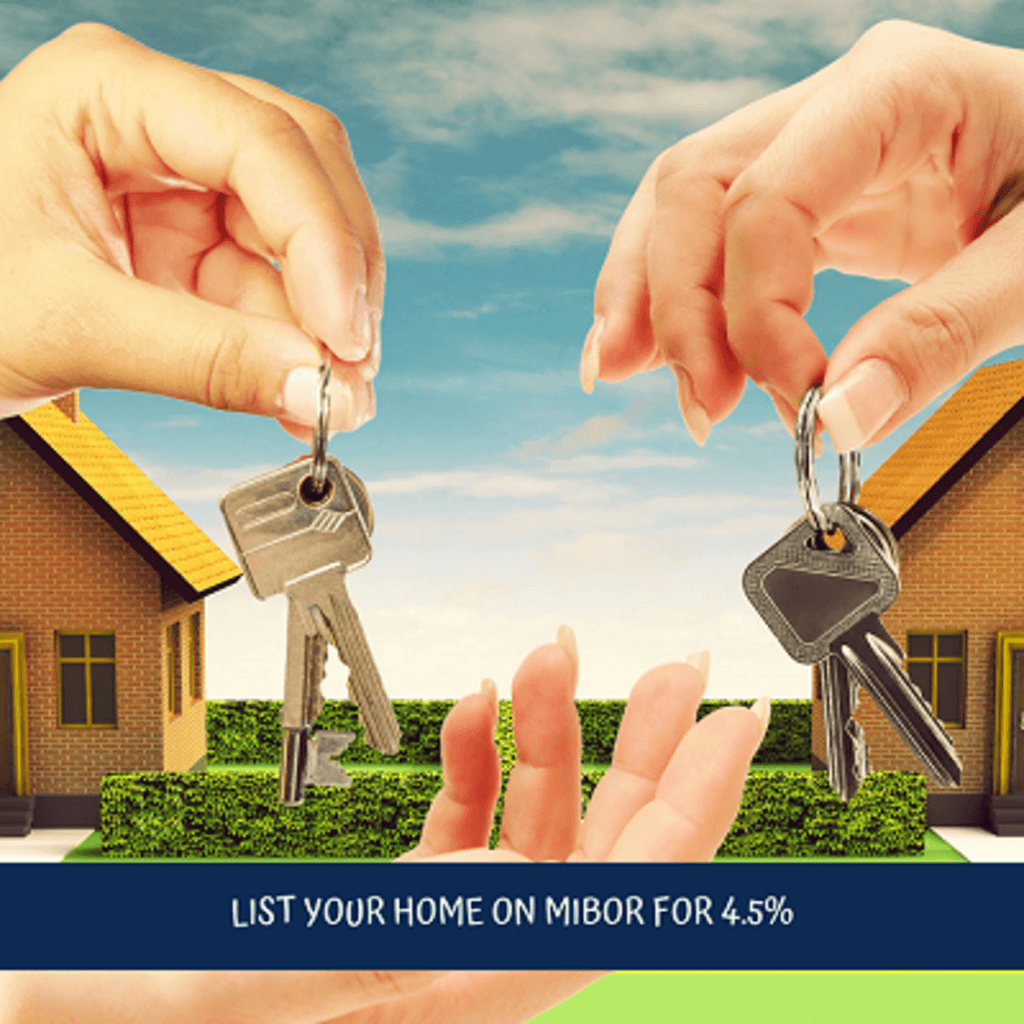 LIST YOUR HOME ON MIBOR FOR 4.5% via 7Webb Real Estate | Dennis Webb