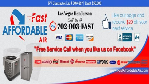 Fast Affordable Air's COVER_UPDATE via Fast Affordable Air