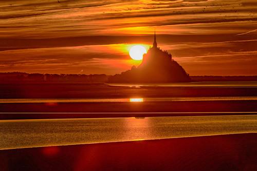 Sunset duo via Jean Michel