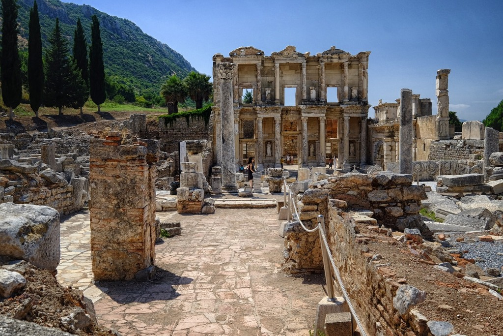 Official Ephesus 2020 Entrance Fees and Opening Hours — Ephe... via Ephesus Tours