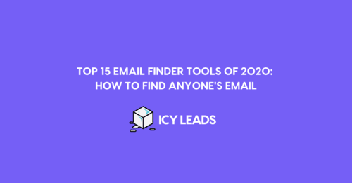 Best 15 Email Finder Tools of 2020: How to Quickly Find Business Emails