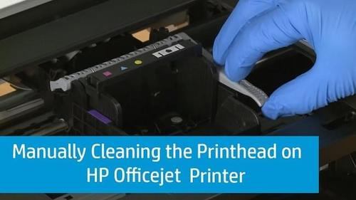 How to Resolve HP Officejet Pro 6830 Problem with Printhead