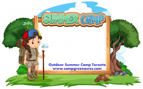Outdoor Summer Camp Toronto via andrewstanley