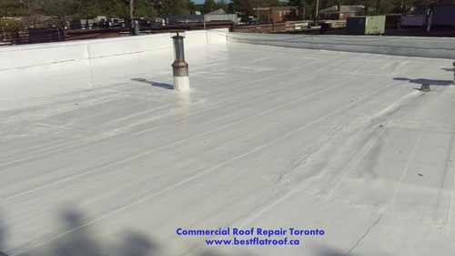Commercial Roof Repair via andrewstanley