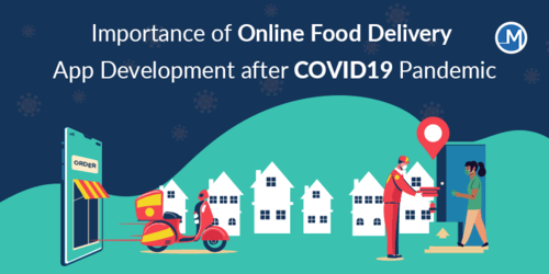 Importance of Online Food Delivery App Development after COVID-19 Pandemic - Mobio Solutions