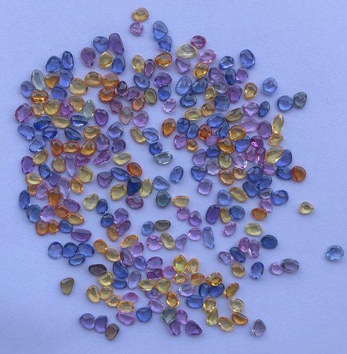 Multi Sapphire - Every GEM has its Story! BulkGemstones.com
