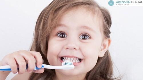 Reliable Vaughan Children's Dentistry – Arenson Dental & Ass... via arensondental