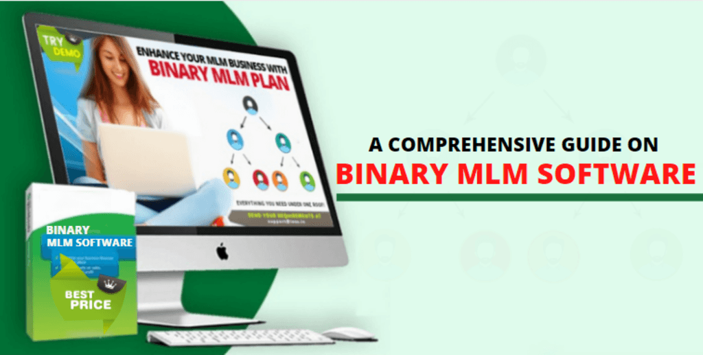 The binary MLM plan in network marketing is well known owing... via Infinite MLM Software