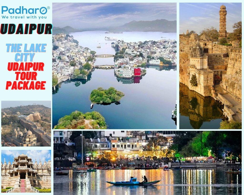 The 3 Day Tour in Udaipur Visit Top Places via Padharo Rajasthan