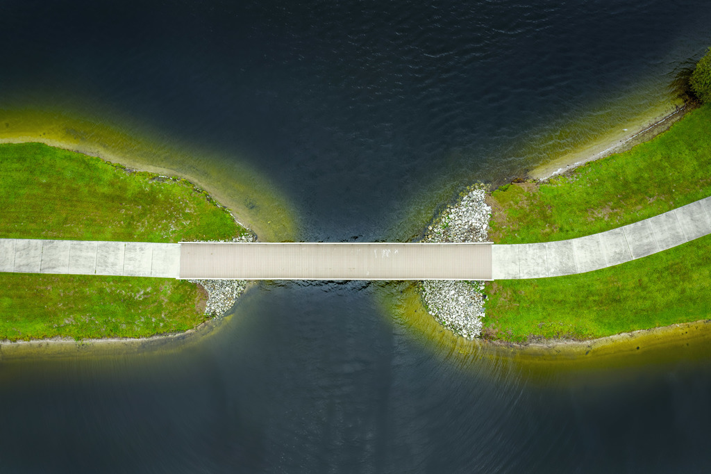Over the Bridge via Stacy White