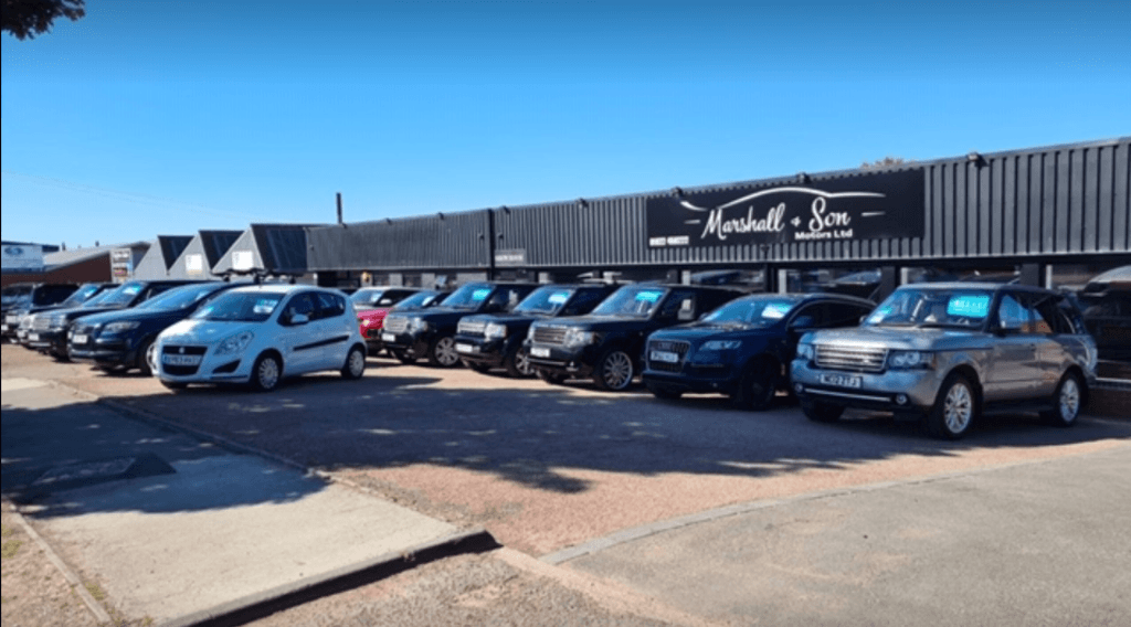 Marshall & Son Motors                                                                                  Used cars for sale in Walsall & West ... via Marshall & Son Motors