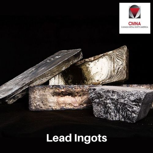 Trusted Lead Ingots Suppliers by Canada Metal                                     Canada Metal N... via Canadametal