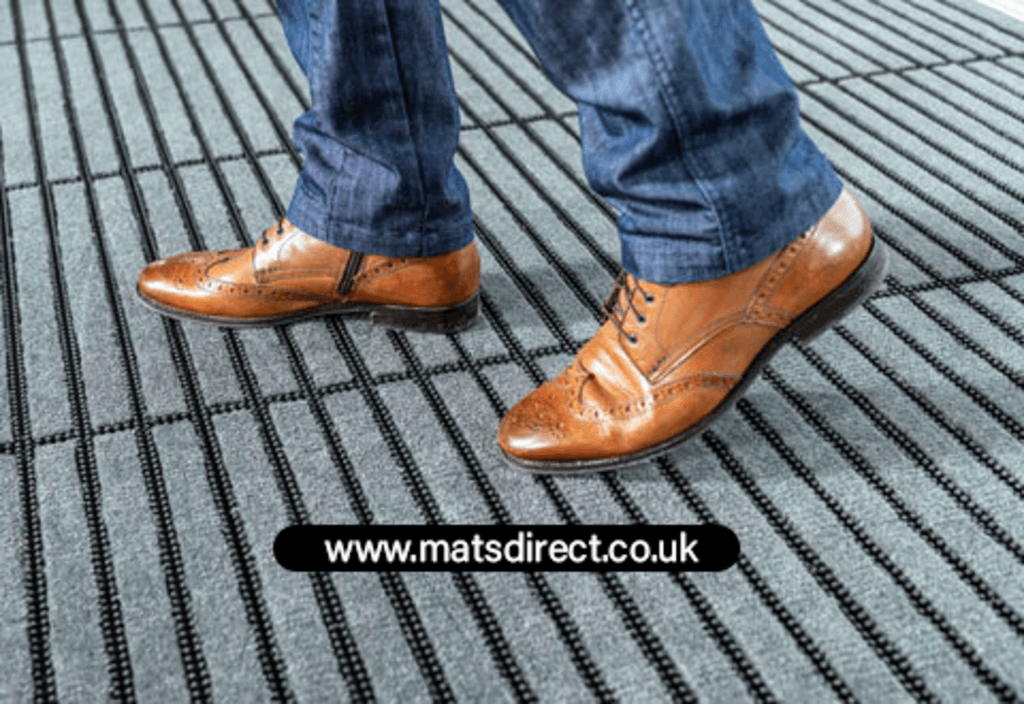 Stylish Entrance Mats for Businesses via Mats Direct