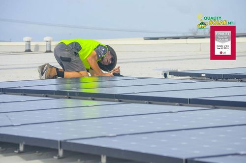 Save money by installing solar panels Darwin from Quality So... via Quality Solar NT