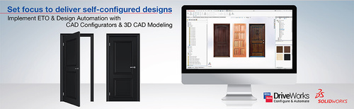 CAD Configurator for Custom Doors to Achieve Right Design Mi... via Jaydeep Chauhan
