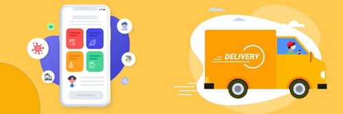 How COVID-19 Is Impacting Online Food Delivery Platforms