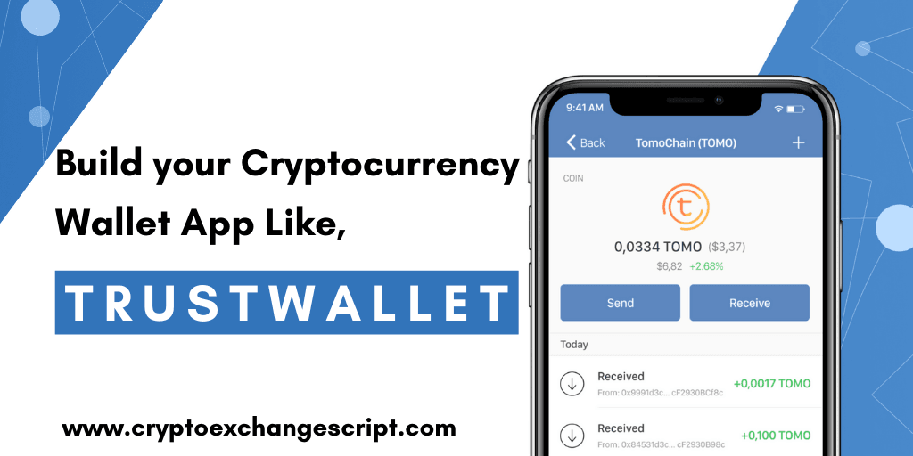 If you are looking to build a #Cryptocurrencywallet like #Tr... via amara