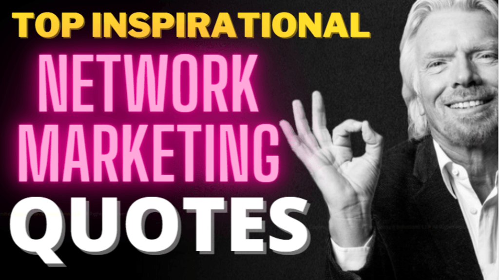 Here is the list of MLM Motivational quotes to help guide ne... via Infinite MLM Software