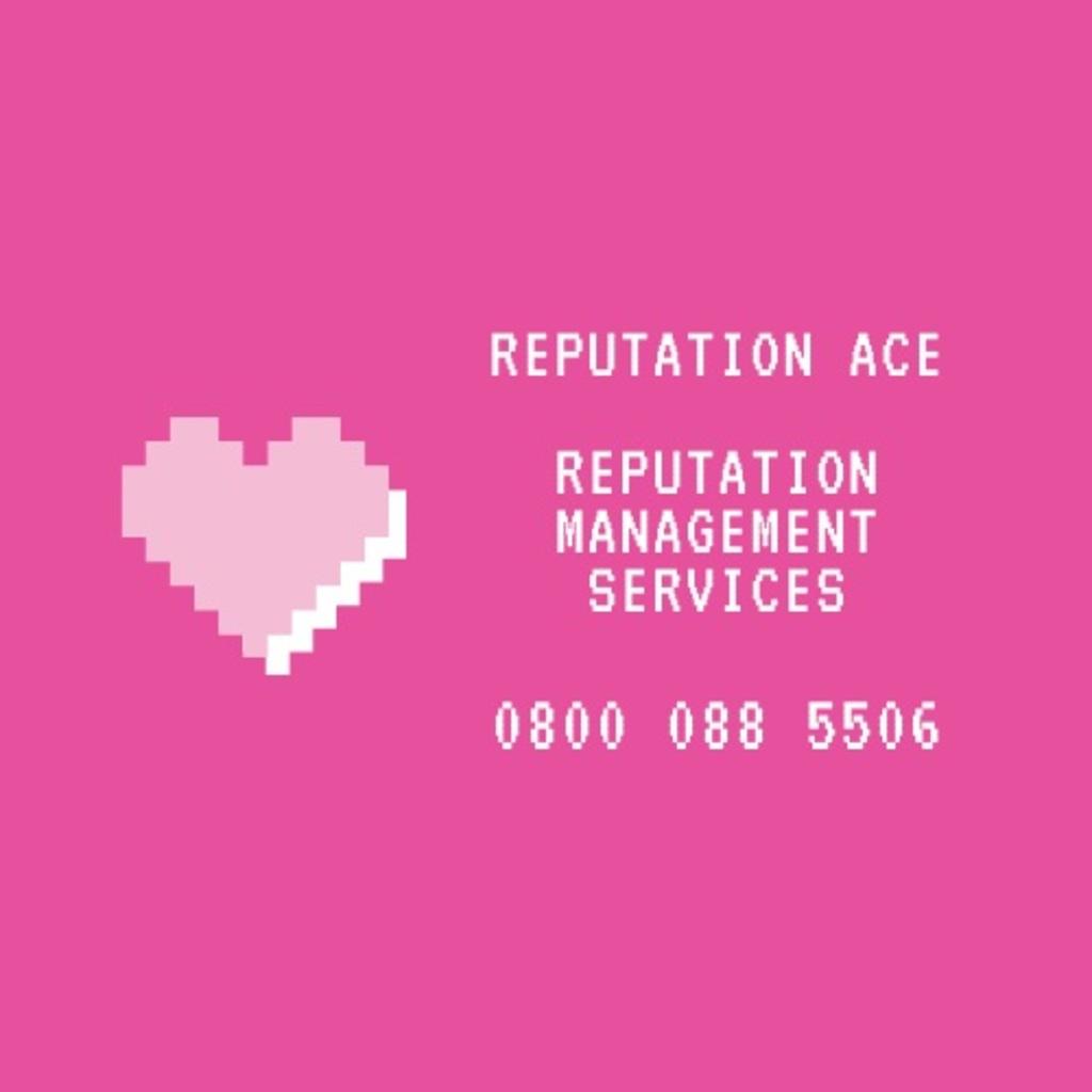 Reputation Management Company - Reputation Ace - 0800 088 55... via Reputation Management Company