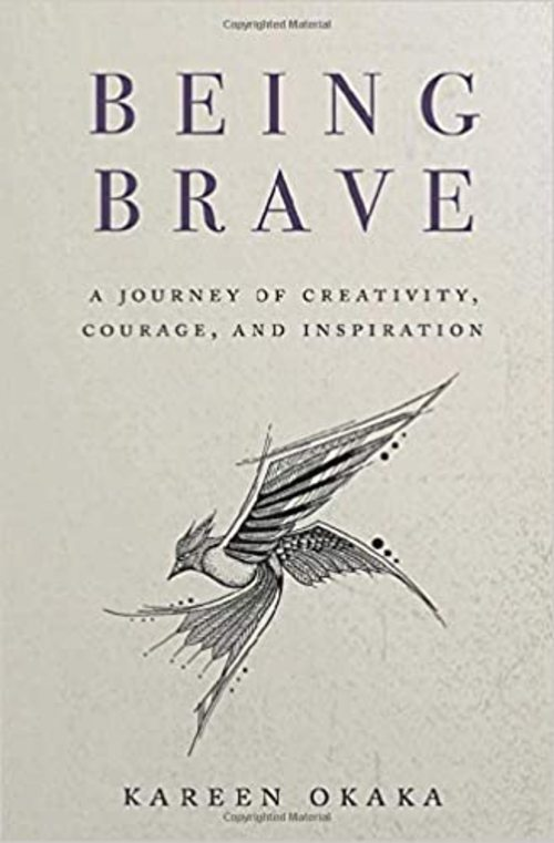 Being Brave A journey of creativity, courage and inspiration via Celesta Hodge