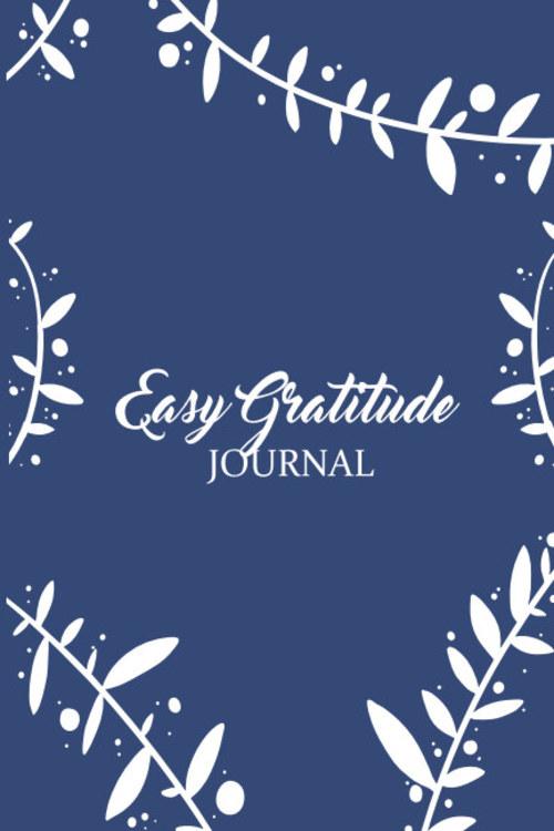 Easy Gratitude Journal by Kareen O via Celesta Hodge