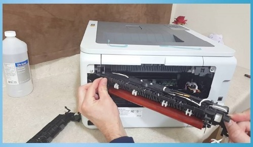 How to Resolve HP Printer Fuser Error