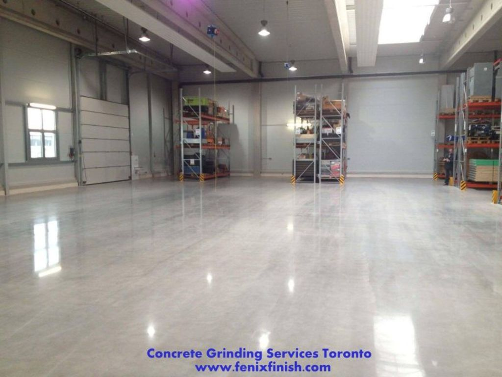 Concrete Floor Grinding Service via Sary Jones