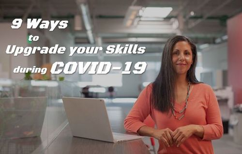 9 Ways to Upgrade your Skills during COVID-19 • ModernLifeBlogs