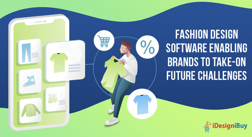 Fashion Design Software Enabling Brands to Take-On Future Challenges | iDiB