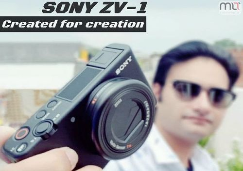 Sony Digital Vlog Camera ZV-1 (Review) • ModernLifeTimes