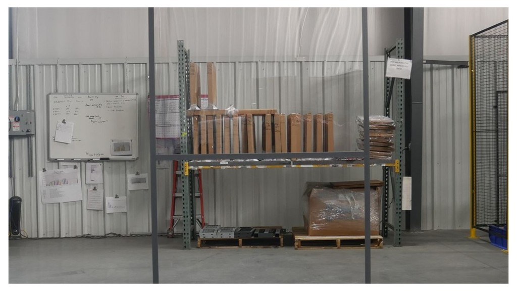 Employee Separation Panels to keep your employees safe by He... via heinrichbrothers