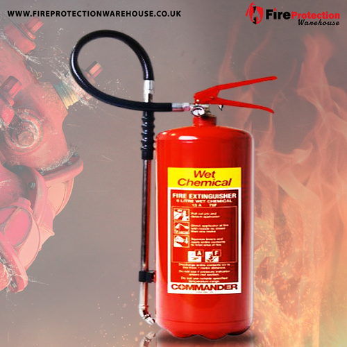 Water Fire Extinguishers Are the Quick-Fire Extinguisher and Still One of the Most Used