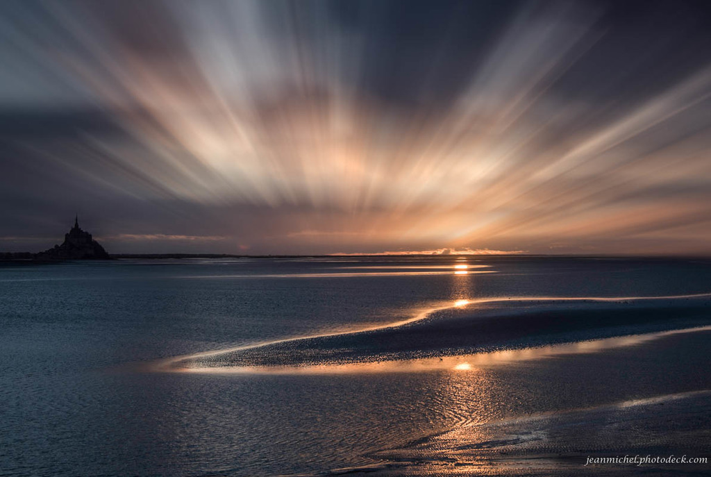 Heaven in majesty via Jean Michel