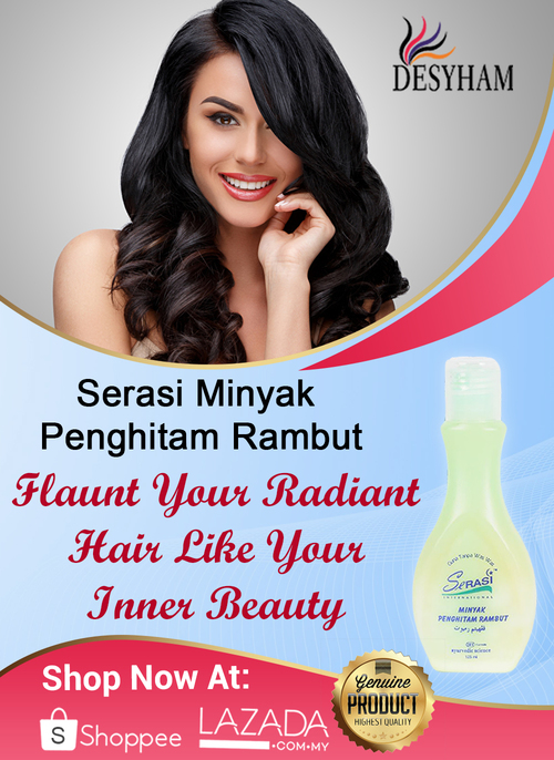 Enriched with the rich extracts of natural ingredients, Sera... via Desyham