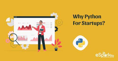 15 Reasons To Choose Python For Startup Business - eSparkBiz