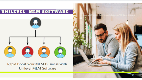 Rapid Boost Your MLM Business with Unilevel MLM Software :                                                                          ... via Infinite MLM Software