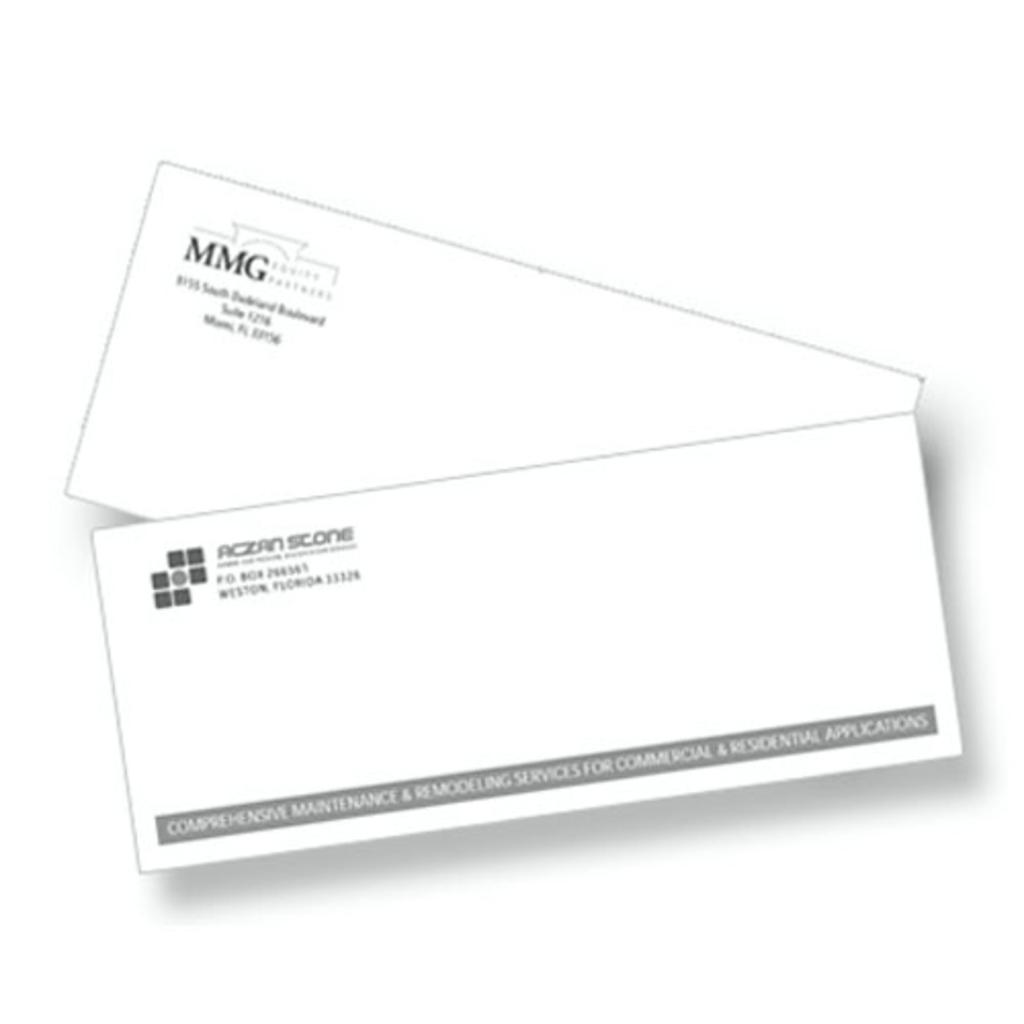 Printing via Aceprint Agency