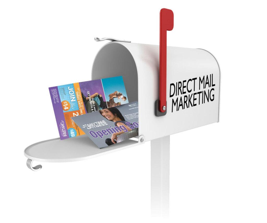 Direct Mail via Aceprint Agency