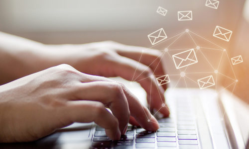 The email support services offered at PGBS are handled by a ... via Emily Watson
