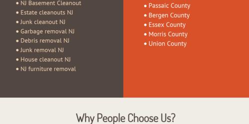 Choose America's Best Junk Removal in NJ - Junkin' Irishman - Infogram