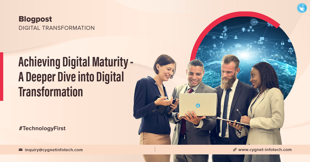 Digital Transformation is just the beginning. To evolve your... via Harshal Jani
