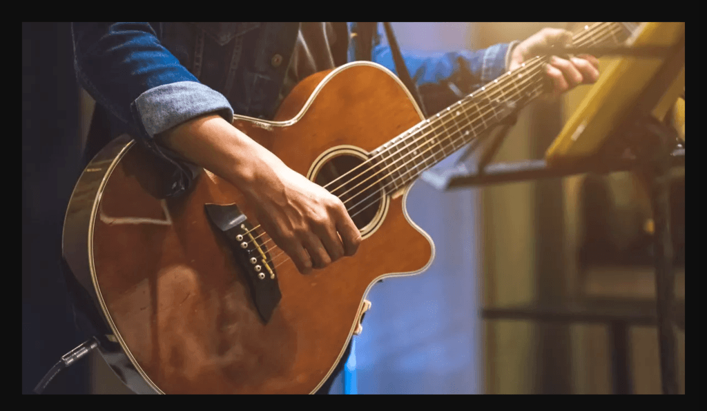 Guitar Playing Classes in Dubai Learn How to Play Guitar via pursueit
