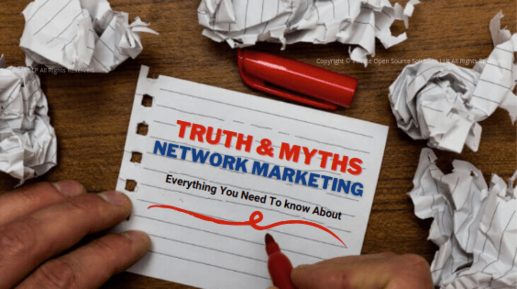 Take a look at the common myths and misconceptions of networ... via Infinite MLM Software