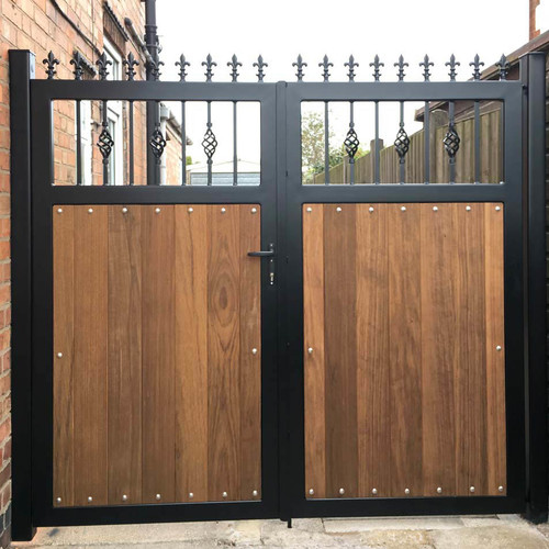 Wood and Metal Gate Door Specialist Company