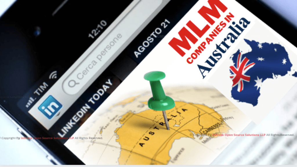 There are lot of Multi level marketing companies in Australi... via Infinite MLM Software
