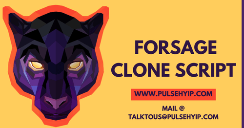 Forsage Clone Script | Forsage Clone Software | Ethereum Smart Contract MLM Clone script