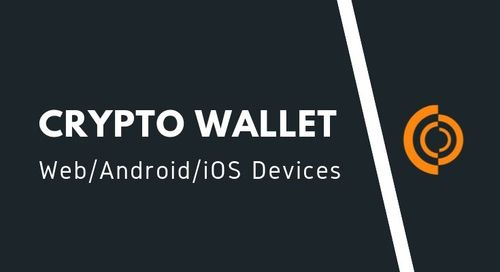 Where can I get Crypto Wallet Software Solution for Web, Android, iOS?