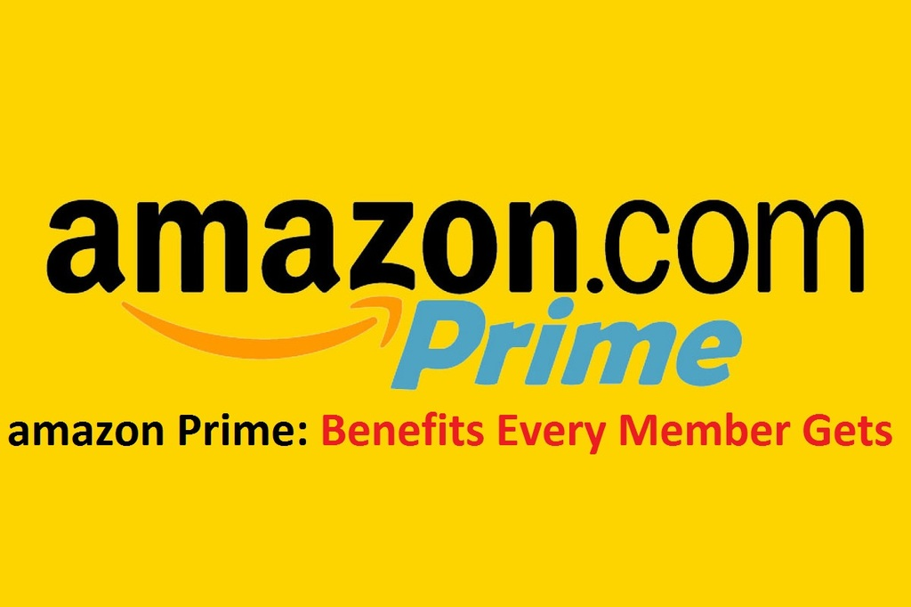 Amazon Prime: Benefits Every Member Gets                                                                                                                           Amazon Prime is a... via Bobby clarke
