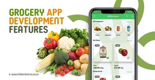 Grocery App Development | Grocery Shopping App Development